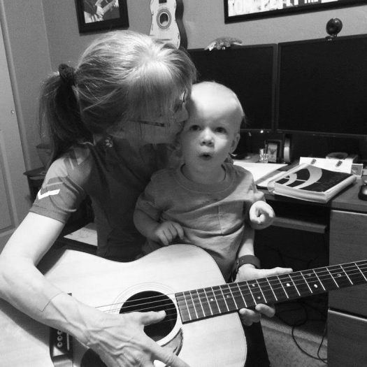 Me and Austin,guitar, to print large for the wall.jpg